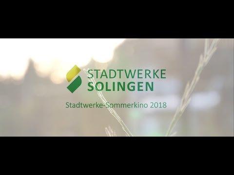 Stadtwerke-Sommerkino 2018
