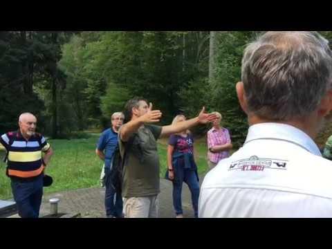 Führung: Wasserwerk Glüder und Sengbachtalsperre