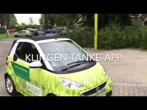 Stadtwerke Solingen: Laden mit der TankE-Netzwerk-App | How to-Video