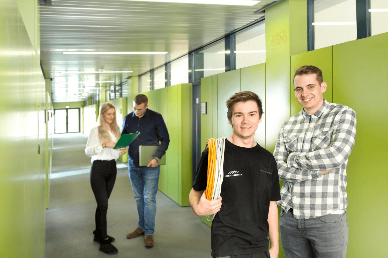 Ausbildung Industriekauffrau Stadtwerke Solingen