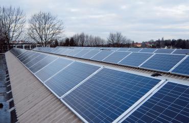 Solarananlagen der Stadtwerke Solingen