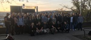 Azubifahrt Stuttgart 2017 - Gruppenbild