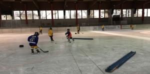 Eishockey EC Bergisch Land - Herbsteishockeycamp