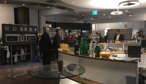 Ulli Steinkueller - Ausstellung im Kunden-Center der Stadtwerke Solingen 2017.