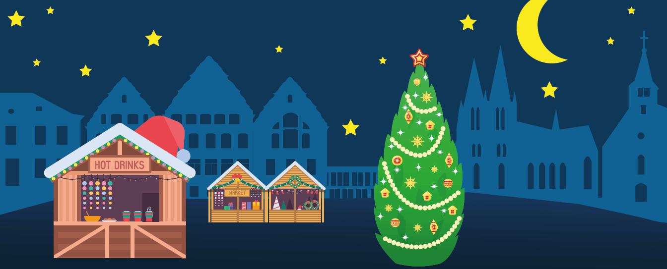 Weihnachtsmärkte in Solingen