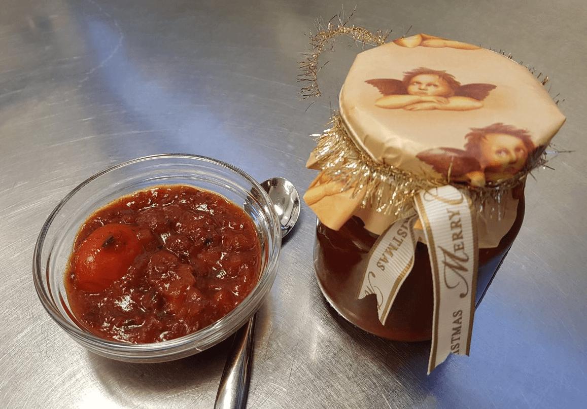 Ketchup-Marmelade