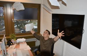 Schriftliche Prüfungen zum Industriekaufmann bestanden (Tim Kaul)