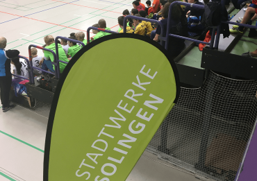 Faustball Stadtmeisterschaft Solingen 2018