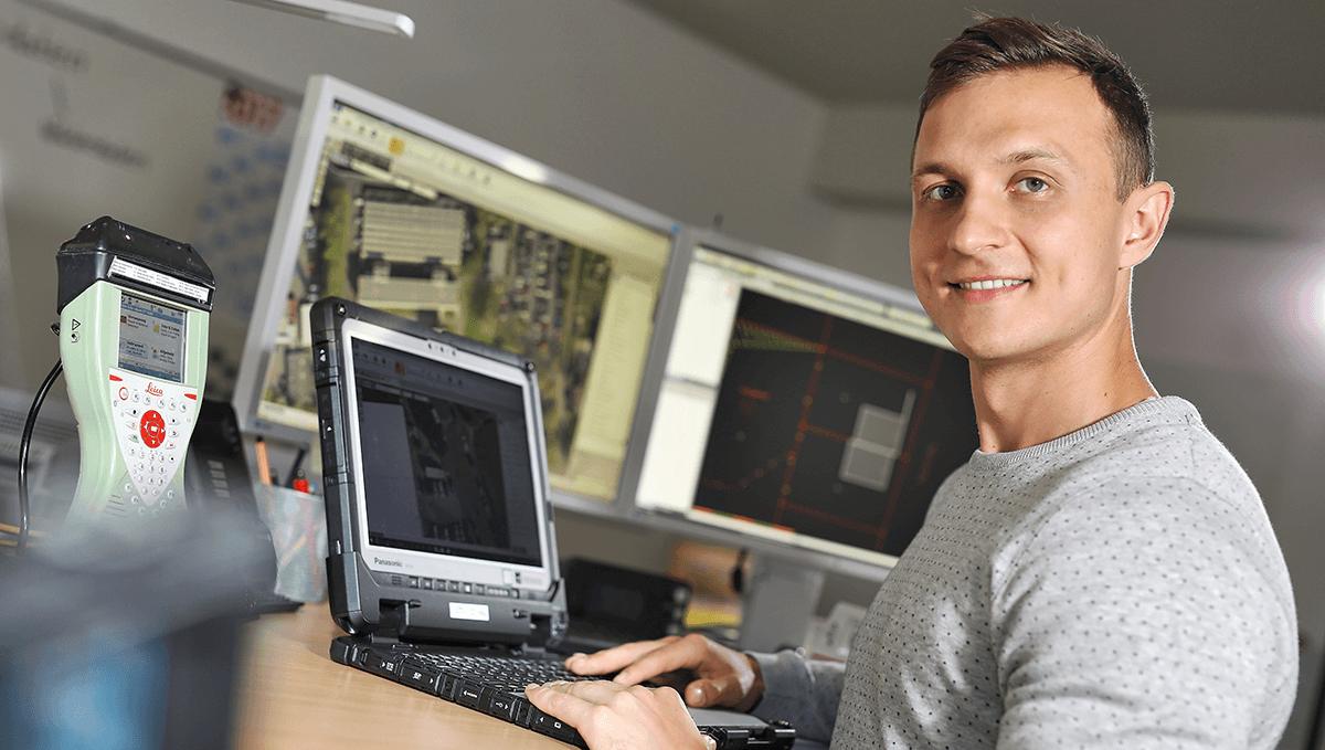 Kestutis Bikinas, Netze Solingen GmbH