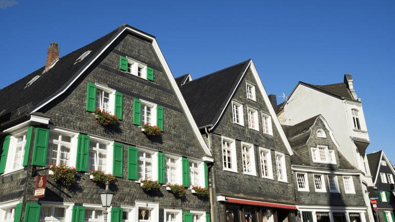 Altstadt Solingen-Gräfrath