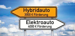 E-Auto-Förderung