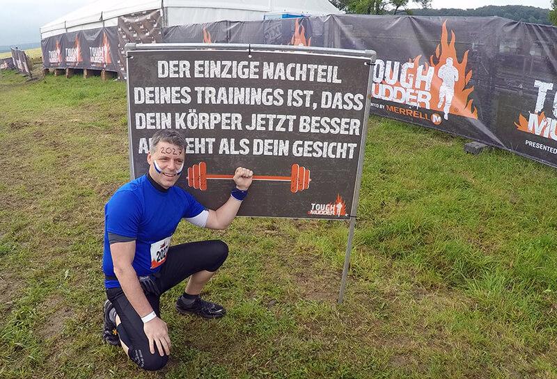 Christoph Vierkoetter - Tough Mudder