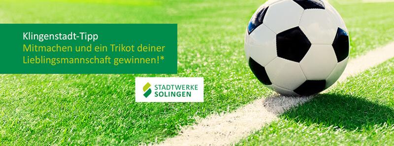 Kicktipp-Tippspiel der Stadtwerke Solingen