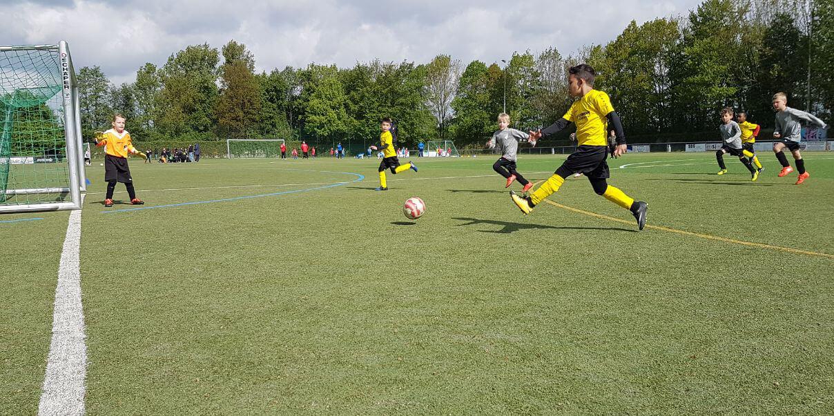 Stadtwerke Solingen Cup 2018 der SV Eintracht Solingen