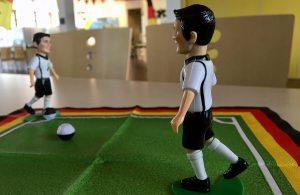 Fußballer -Figur