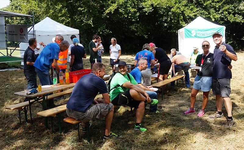 Sengbach Talsperrenlauf 2018: Teilnehmer