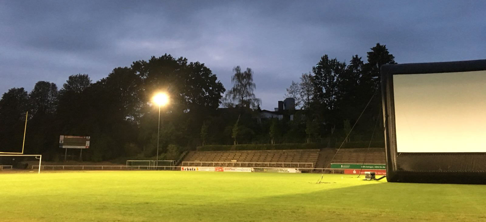 Stadtwerke Sommerkino 2018