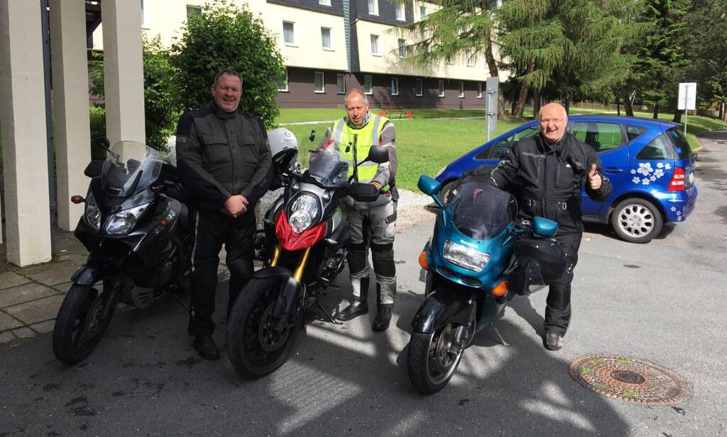 Oldie Riders