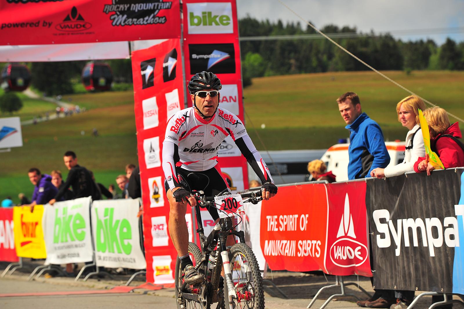 Velo Solingen - Andreas Jacob beim Willingen Bike