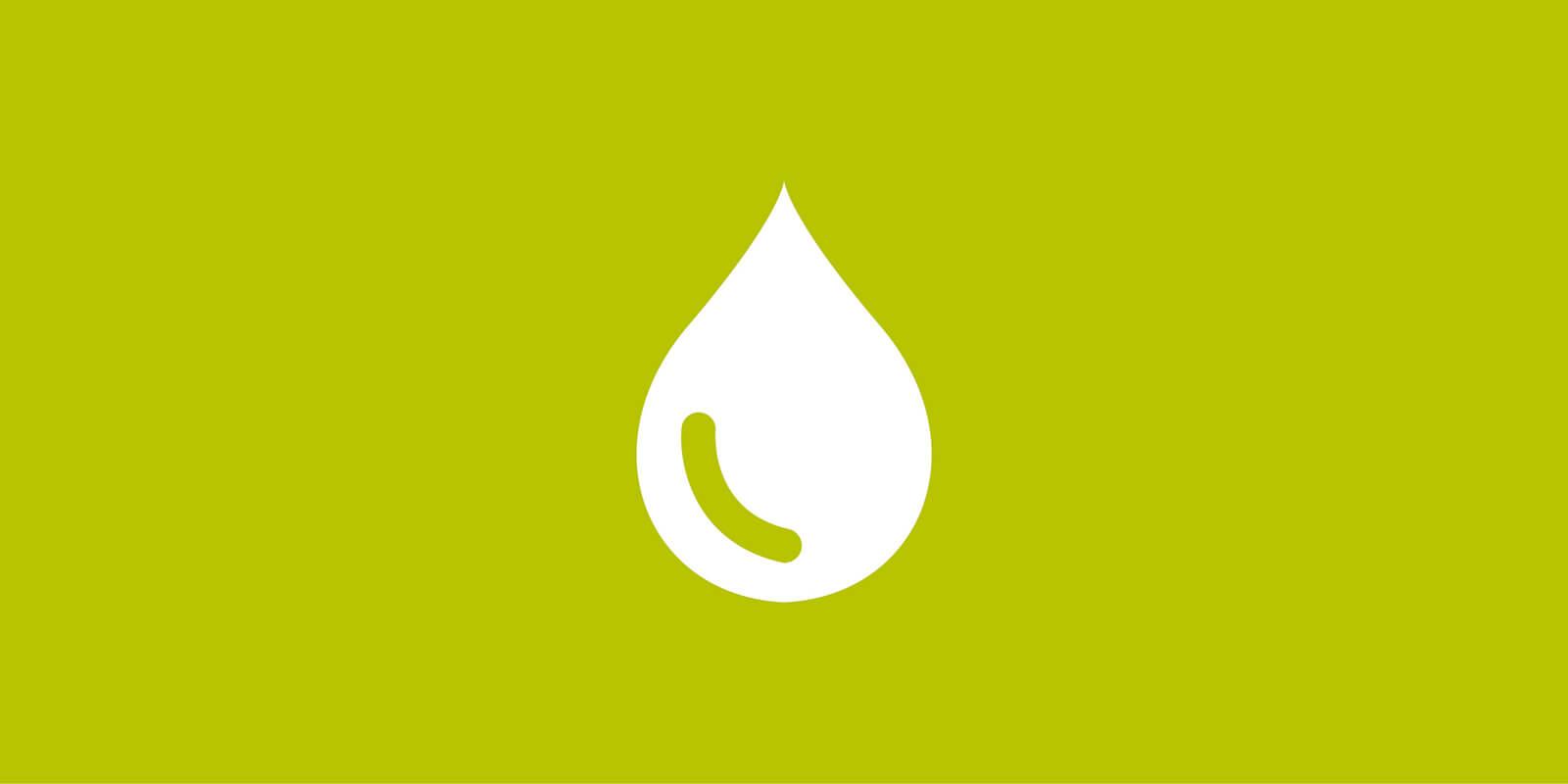 Förderprogramm Klingenplus - Icon Wasser