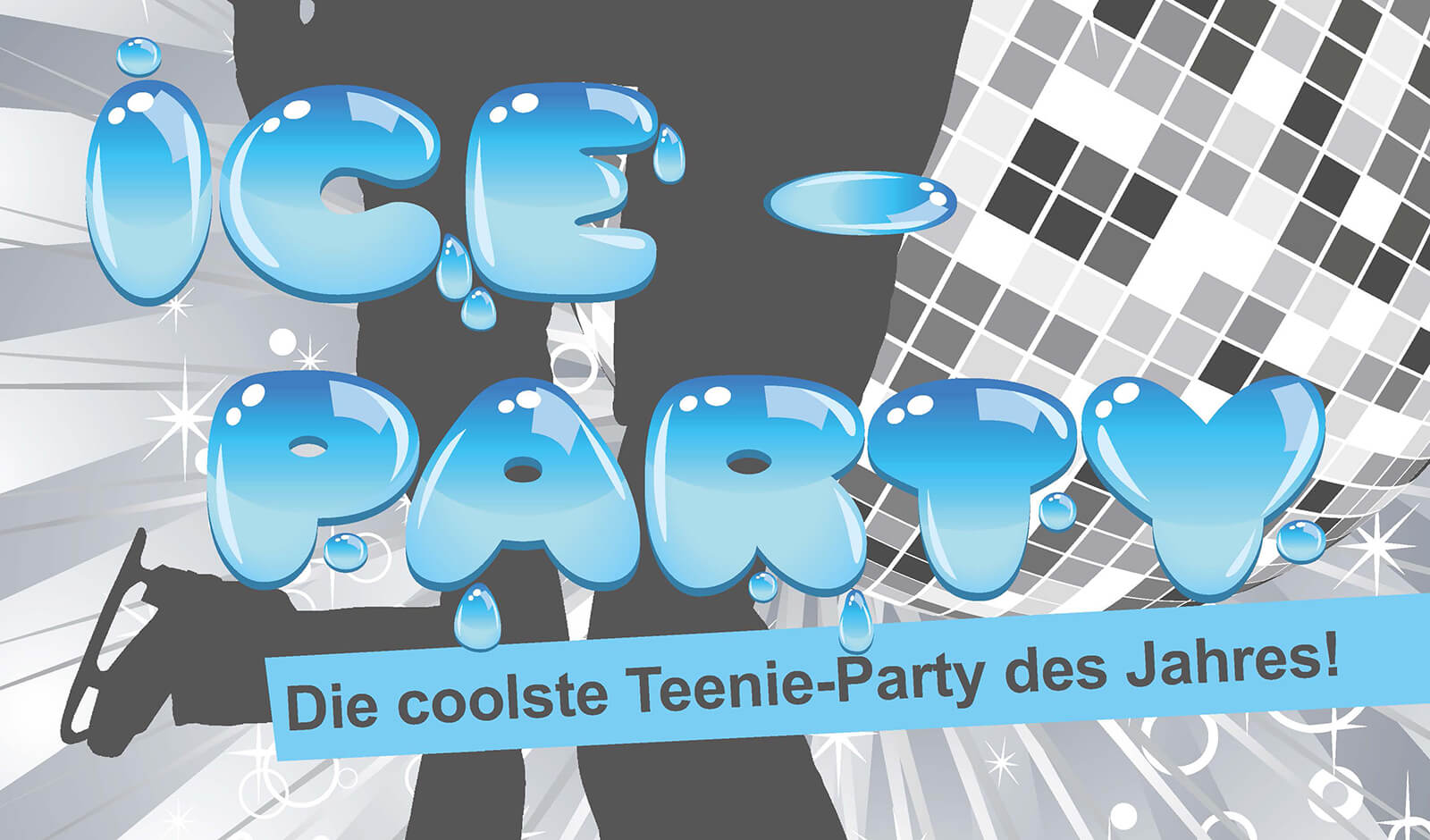 ICE-Party Solingen - Logo
