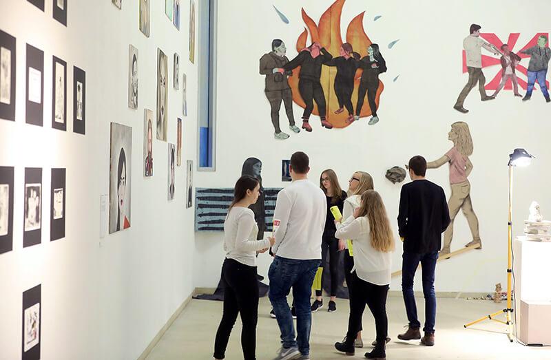 Kunstmuseum Aolingen - Klasse Kunst (Christian Beier)