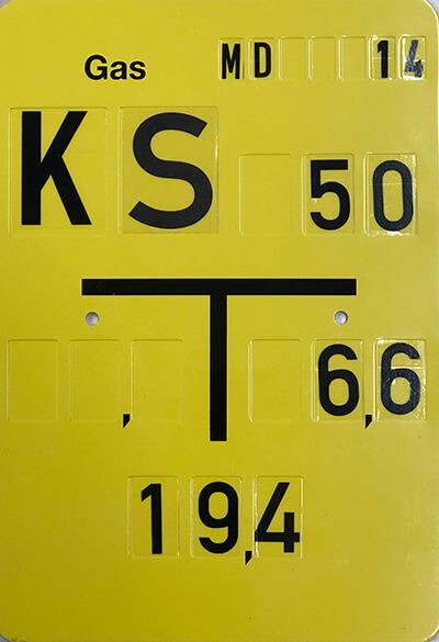 KS-Schild