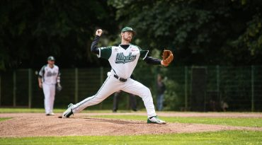 Solingen Alligators - Pitching