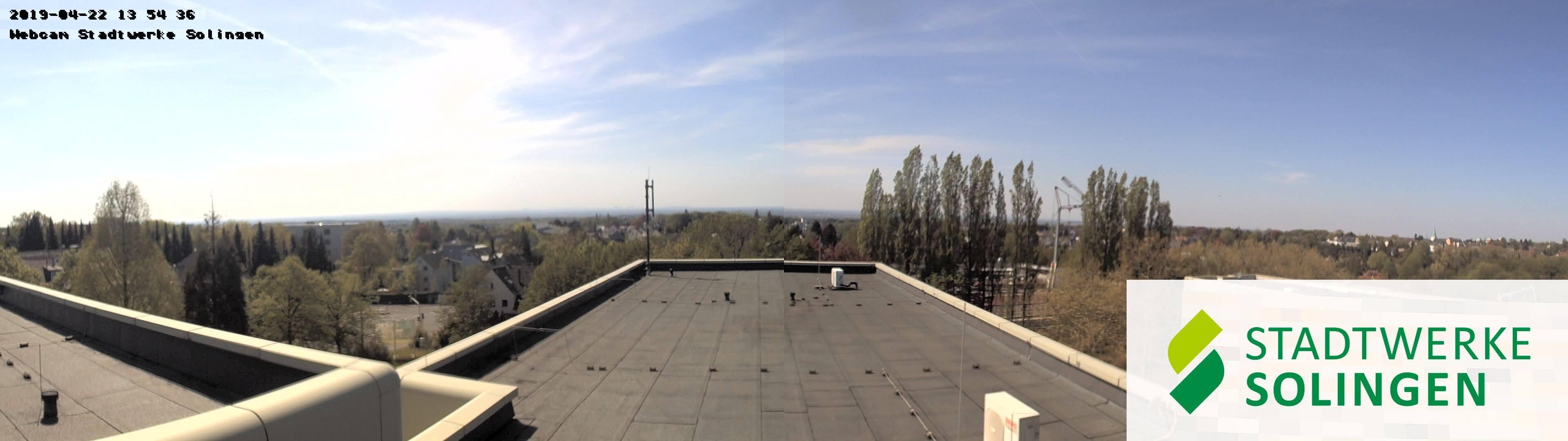 KW 17 (2019) - Webcam Stadtwerke Solingen