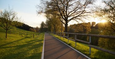 Fahrradtouren im Bergischen Land - Sülzbahnsteig Lindlar