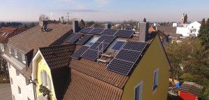 Hausgemacht Solar - Anlage in Solingen
