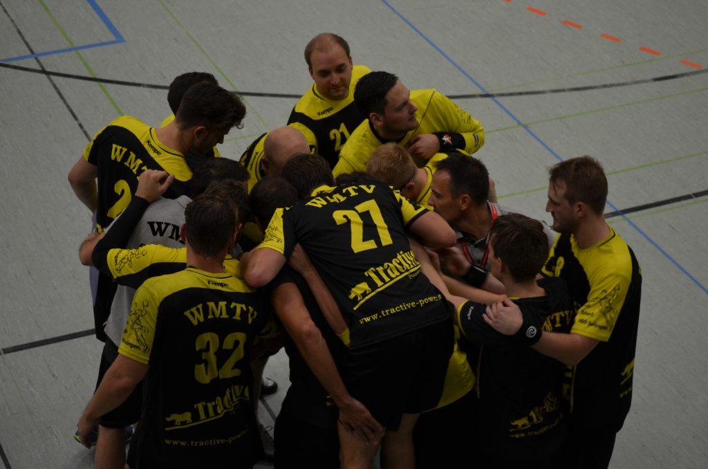 WMTV Solingen Handballmannschaft
