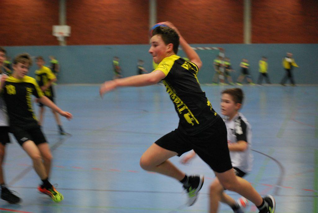 WMTV Wintercup Handball