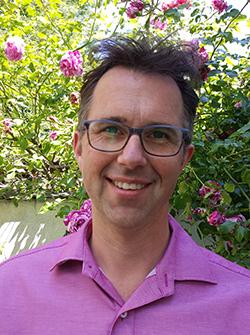 Oliver Sloot (Vorstand Baugenossenschaft Eigenheim, Solingen)