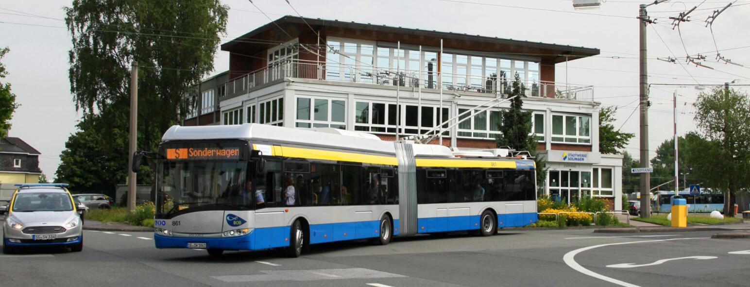 BOB der Stadtwerke Solingen