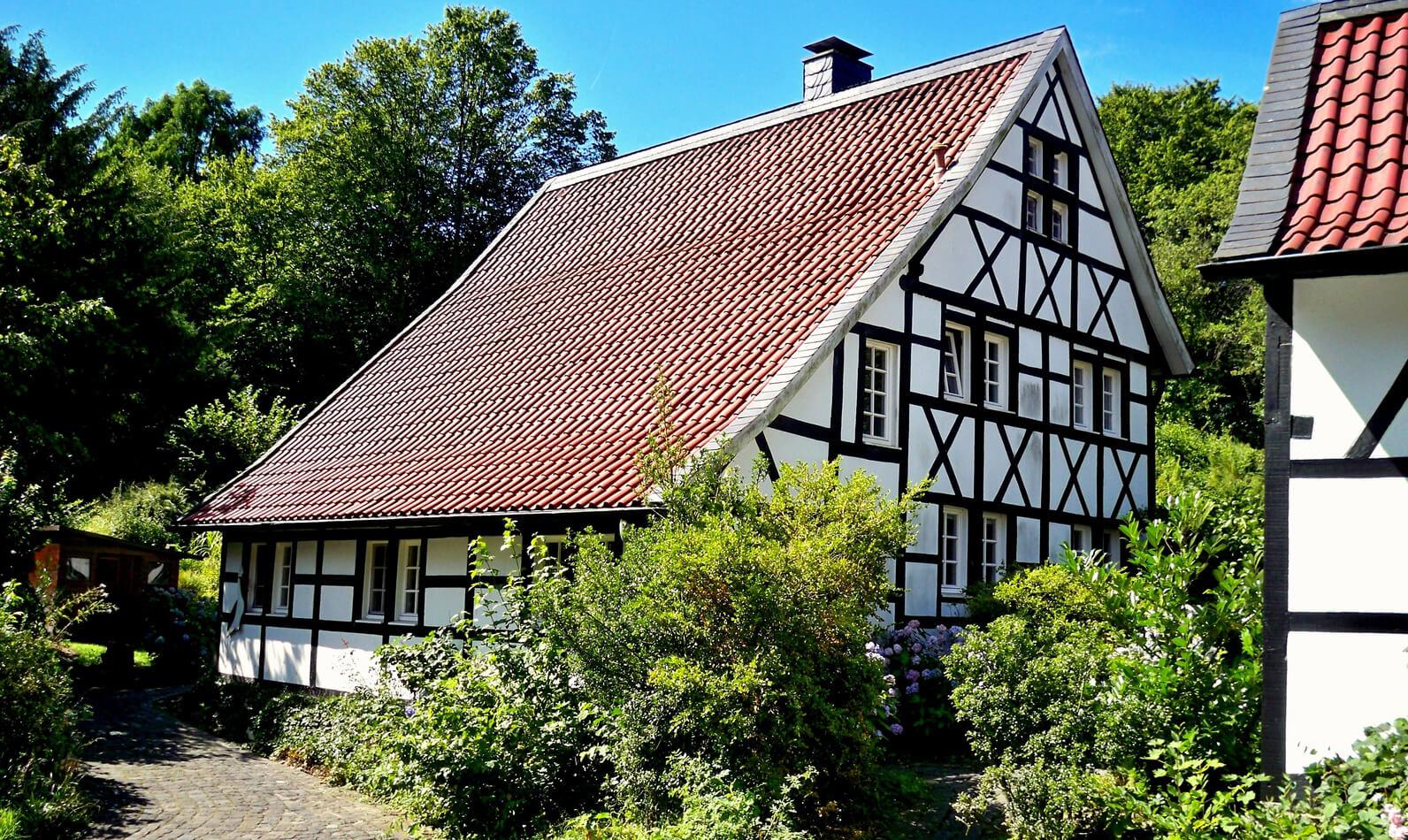 Solingen Merscheid - Fachwerkhaus