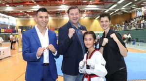 Taekwondo-Landesmeisterschaften in Solingen 2019