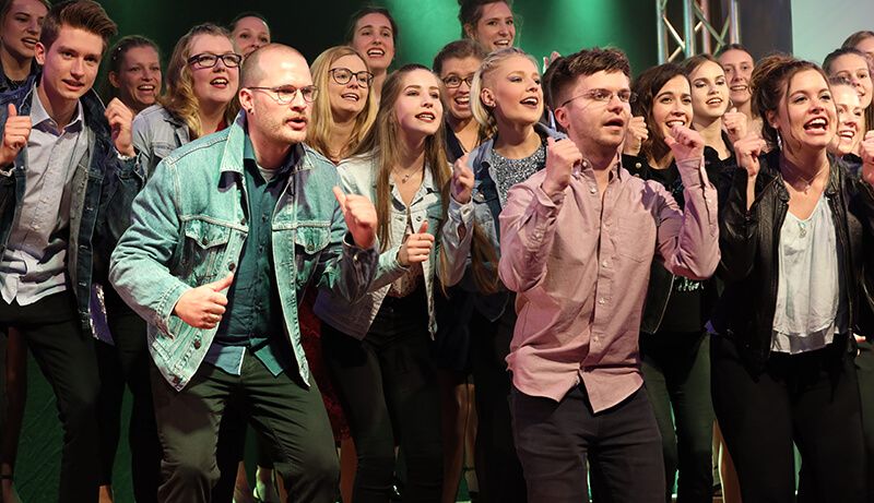 Young Voices Solingen - Chor