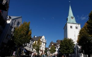 Solingen Wald: Walder Kirche