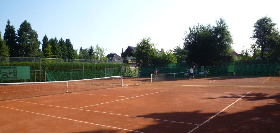 TCO: Tennis-Club Ohligs 1914: Tennisplätze