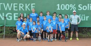 Tenniscamp 2019 vom STC02 (Solinger Tennisclub 1902)