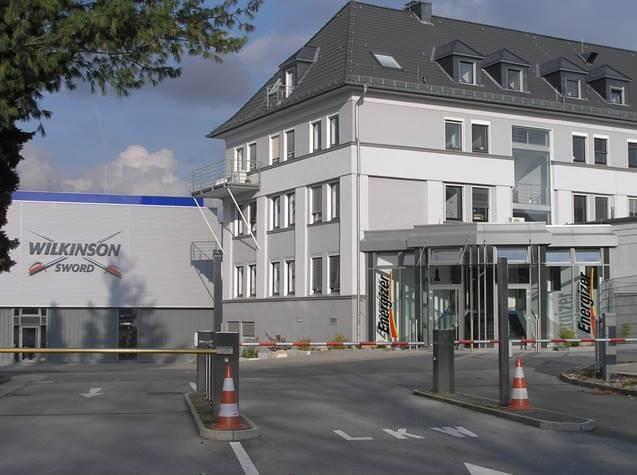 Wilkinson Sword Solingen: Gebäude