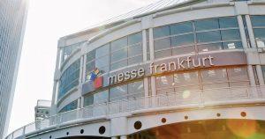 Messe Frankfurt - Gebäude außen