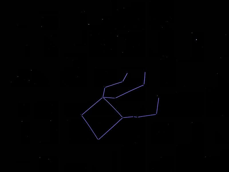 Galileum Solingen: Sternenbild