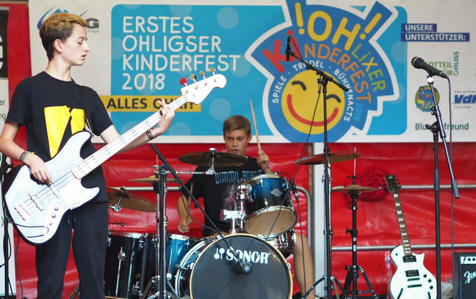 kinderband-ohligser-kinderfest-2018