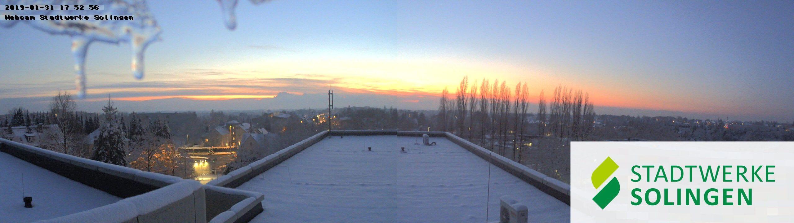 Webcam Solingen 2019
