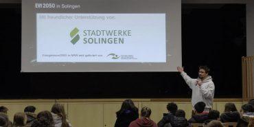 Vortrag Multivision eV an der Geschwister Scholl Gesamtschule Solingen