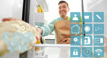 Smarter Kühlschrank