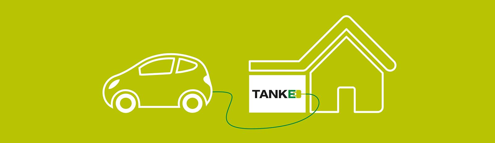 TankE zuhause -Wallboxpaket der Stadtwerke Solingen