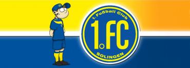 Vereinslogo 1. FC Solingen